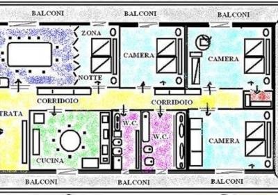 Casa Vacanze Appartamento Casa Al Mare